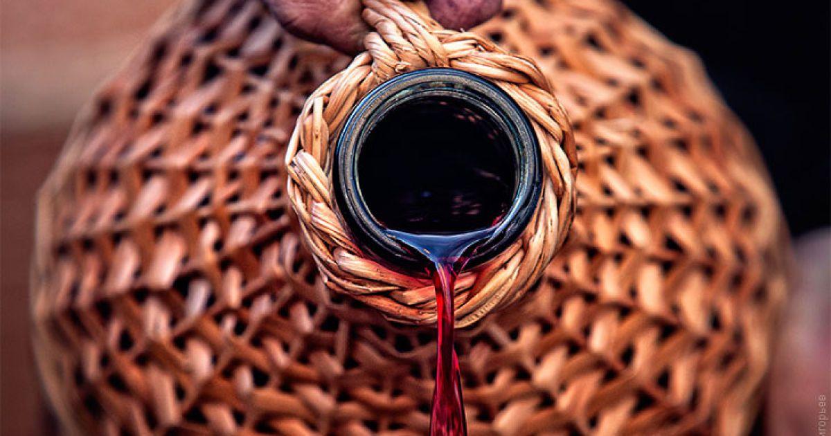 Дегустація домашніх вин