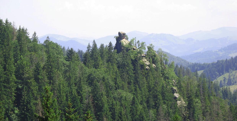 Похід на хребет Сокільський