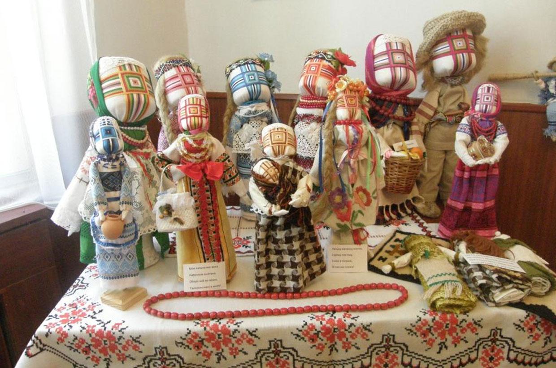 Майстер-клас виготовлення ляльки-мотанки