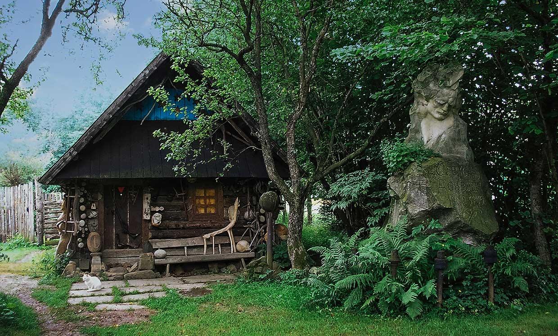 Музей Довбуша, село Космач