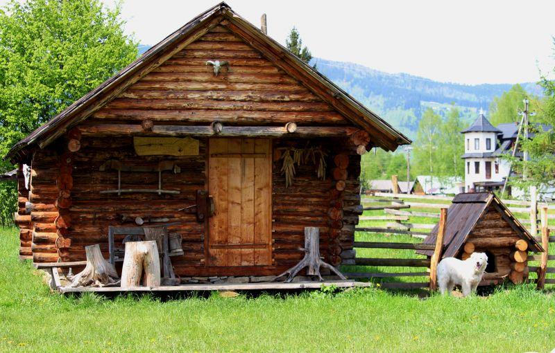 Музей вівчарства, село Космач
