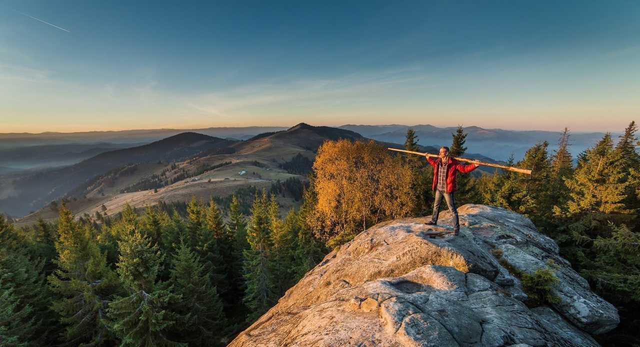 Похід на гору Писаний Камінь з Косова