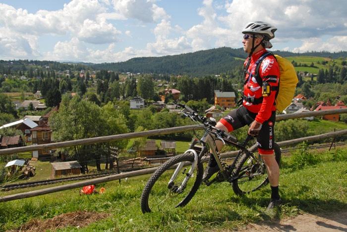 Прокат велосипедів у Косові