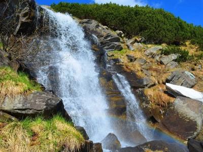 Прутський (Говерлянський) водоспад