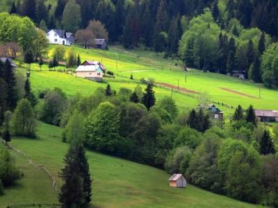 Село Космач — Косівський район