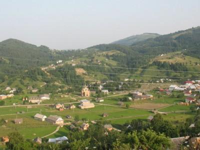 Село Брустори — Косівський район