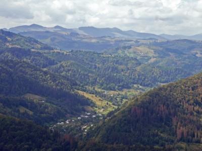 Село Великий Рожин — Косівський район