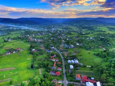 Село Пістинь — Косівський район