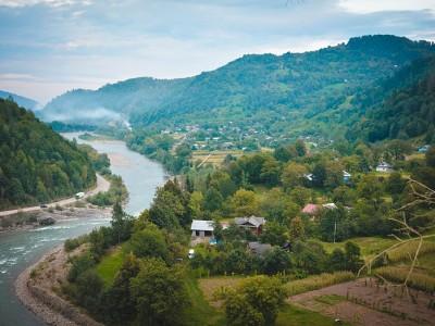 Село Тюдів — Косівський район